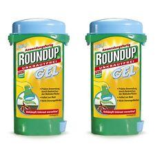 Roundup Gel - 300 ml - Unkrautvernichter Unkraut Bekämpfung Unkrautmittel