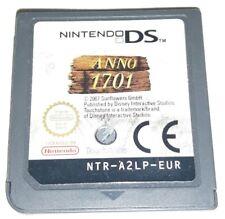 ANNO 1701 - Nintendo DS Gioco Game Bambini 3DS Lite Femmine Maschi