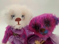 Teddy bear  Sam  OOAK Artist Teddy by Voitenko Svitlana