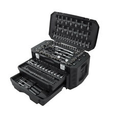Multiple Drive Mechanics Tool Set Socket Ratchet Car Auto Tools Kit 215 pcs