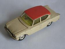 CORGI Ford Consul Classic, two tone cream/red, used