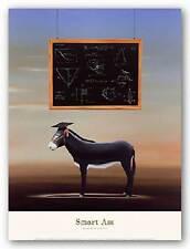 ART PRINT Smart Ass Robert Deyber