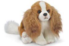 "Bearington Plush Toy Cavalier King Charles Spaniel Stuffed Animal Puppy Dog 13"""