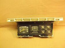 1980-1986 FORD F SERIES FORD BRONCO INSTRUMENT CLUSTER OIL TEMP GAUGE CHARGE