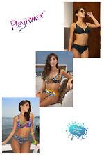 Maillot de Bain Femme Bikini 2 Pièces Avec Tasse Ou Armature Fabriqué en Italie