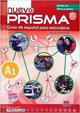 Nuevo prisma A1 +cd. Edición ampliada. ENVÍO URGENTE (ESPAÑA)