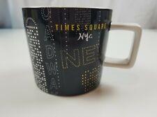 Starbucks New York City Times Square Limited Ceramic Coffee Mug 2014 Collection