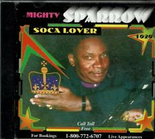The Mighty Sparrow  Soca Lover BRAND  NEW SEALED  CD