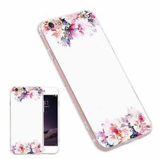 Ultra Thin Printed Case Soft Silicone Rubber Cover for iPhone Samsung LG Huawei
