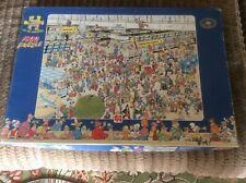 DEPARTURE HALL 1000 PIECE JAN VAN HAASTEREN Jigsaw Puzzle
