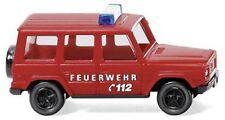 Wiking 093404 - Feuerwehr - MB G (Spur N)_NEU/OVP