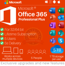 ✅MS®Office PROFESSIONAL PLUS 2019 PRO 32/64 BIT ✅LIFETIME ACCOUNT🔥FAST DELIVERY