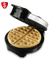 Belgian Waffle Maker Stainless Steel Professional Kitchen Breakfast Iron New