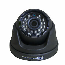 HD-SDI 1080p OSD/3.6mm ICR Lens Dome Camera Grey 1/3 Inch Panasonic CMOS