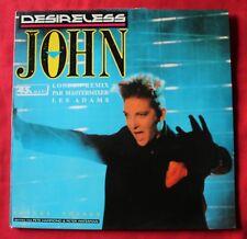 Desireless, John (London remix),  Maxi Vinyl