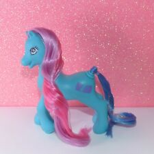 MY LITTLE PONY MON PETIT PONEY HASBRO G2 1997 CURLY NEW HAIR FEATURE PONIES