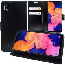 "Etui Coque Housse Portefeuille Rabat Cuir PU Samsung Galaxy A10 6.2"" SM-A105F"