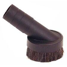 """Horsehair Bristle Round Dust Brush- fits 1-1/2"""" hose for ProTeam Vacuum 100110"""
