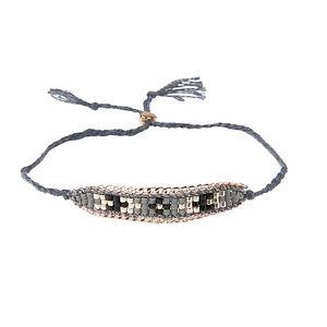 Clayre Armband  Modeschmuck Perlen *Silber*Grau*Schwarz*Modeschmuck