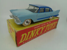 Dinky 178 Plymouth Plaza fantastic original vintage diecast boxed
