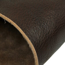 Full Grain Carving Tooling Leather 4.0mm Thick Cowhide Handmade Stiff Leather