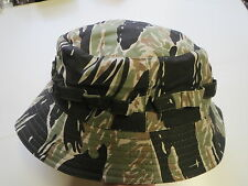 USSF RECON OPS - Vietnam War hat ,  SPECIAL FORCES , TIGER STRIPE CAMO , size 7