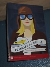PROMISE THE NIGHT by Michaela Maccoll ARC *FREE SHIPPING* 9780811876254