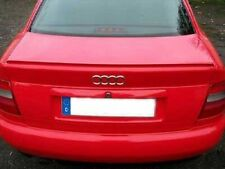 Audi A4 S4 RS4 B5 Sedan Rear Trunk Boot Spoiler Lip Wing Sport Trim Lid S Line -