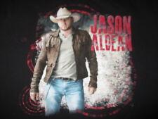 "2012 JASON ALDEAN ""The Night Train"" Concert Tour (MED) T-Shirt"