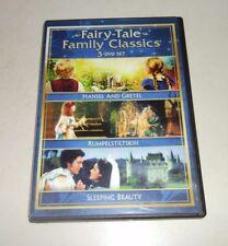 Fairy-Tale Family Classics, Hansel and Gretel, Rumpelstiltskin, Sleeping Beauty