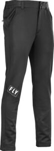 Fly Racing Mid-Layer Pants | Black | Choose Size