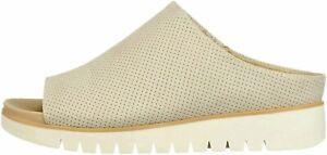 Dr. Scholl's Shoes Women's Go for It Slide Sandal, Grey, Size 8.5 XTRd