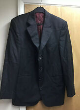 Aquascutum Grey Suit Jacket 42""