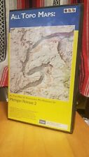 iGage All Topo Maps Surveying Topographic Software, Michigan v7, Release 2.