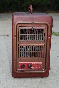 Vintage 1947 Webster-Chicago Model 66-1A Tube AmplifierOriginal Amp