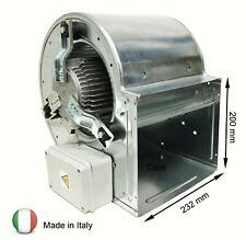 Ventilatore centrifugo DD 7/7 - 147 Watt - monofase aspiratore per cappe cucina