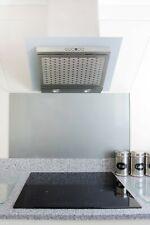 Kitchen Splashback - Stainless Steel