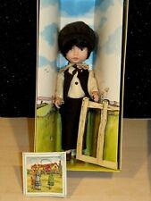 "HTF Vintage 1970s Kate Greenaway Pedigree BOY Doll Benjamin 12""  ENGLAND NEW/BOX"