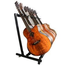 5 Folding Soporte Plegable Forma Marco A Para Guitarra Acustica Electrica Nuevo