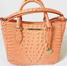 NEW**Brahmin Croc Embossed 100% Genuine Leather, Purse/Tote/ Messenger Bag