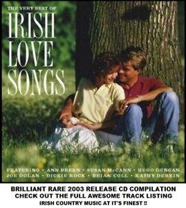 Greatest Irish Country Favourites CD Dolan McCann Breen Durkin Hugo Dickie Coll