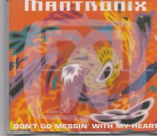 Mantronix-Dont Go Messin With My Heart cd maxi single