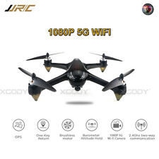 GPS One Key Return RC Drone JJRC X8 1080P 160° Wide-Angle Camera 4CH 5G Wifi FPV