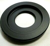 C CCTV (Cinema) screw lens mount adapter to FX Fujifilm Fuji FX X Camera ring