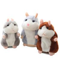 Lovely Talking Plüsch Hamster Spielzeug, kann Stimme ändern, Record Sounds