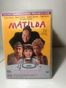 DVD - Matilda - FREE POST #P2