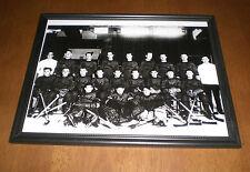 1930-31 PHILADELPHIA QUAKERS FRAMED TEAM PRINT