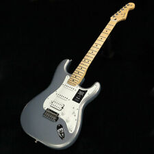 New Fender Player Series Stratocaster HSS Silver Maple Fingerboard Guitar