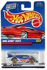 1998 Hot Wheels #823 Sol-Aire CX4 (red car card)