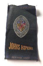 1910 Tobacco Cigarette College Silk Johns Hopkins (171)